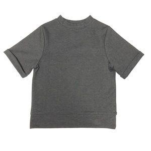 Oak + Fort Stretch Fabric Top